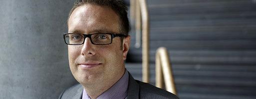 Cheføkonom i Ejendomsforeningen Danmark, Morten Marott Larsen (Foto: Jesper Blæsild)