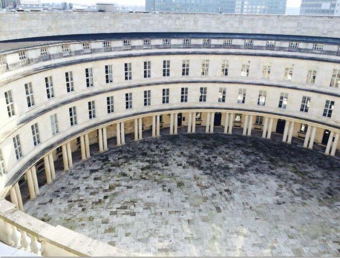 Politigården i København er af de bygninger, som Gaihede har rådgivet Bygningsstyrelsen om tidligere. I de næste to år skal Gaihede være styrelsens faste taksator.