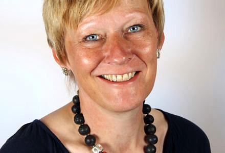 Tina Skou Hansen.