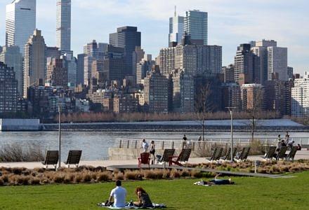New York skal klimasikres. Rambøll har vundet opgaven. Foto: Rambøll.