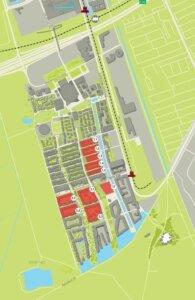 Med de nye grundsalg i Ørestad Syd bliver den populære Plug N'Play bane nedlagt. Det er nemlig her mellem de sydligste byggerier og Arena-kvarteret, at investorerne nu går i gang.