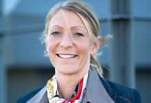 Kirstine Sand går fra ATP til udlejningsdirektør i Sadolin & Albæk
