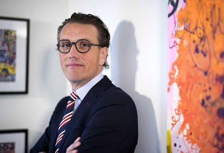 Jens Balle er ny regionsdirektør for Syddanmark (Foto: EDC)