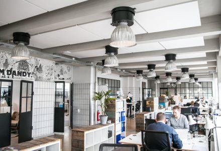 Kontorhoteller er nu også interessant for større virksomheder (Foto: NOHO)