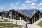 Solhuset i Hørsholm er 'Danmarks mest bæredygtige børnehave'. (foto: Christensen & Co Arkitekter)