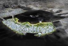 Byudviklere foreslår ø mellem Refshaleøen og Nordhavn i stedet for havnetunnel