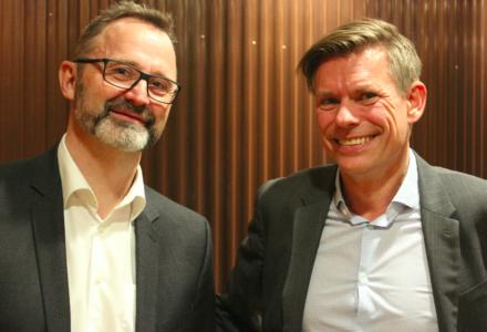 Lars Falkenberg, Elite Miljø (tv) og Jørgen Utzon, Coor.