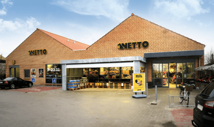 Netto i Dragør. Foto SG Nordic.