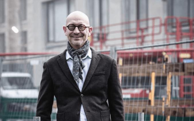 Søren Daugaard er teknisk direktør i Rasmus Friis i Tetris-koncernen.