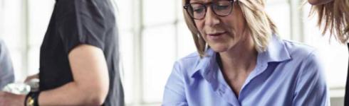 Partner Kirstine Sand, Sadolin & Albæk, står i spidsen for den nye digitaliseringsstrategi på udlejningsområdet.