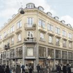 Butikker på Købmagergade 45-47. Foto: Nybolig Erhverv.
