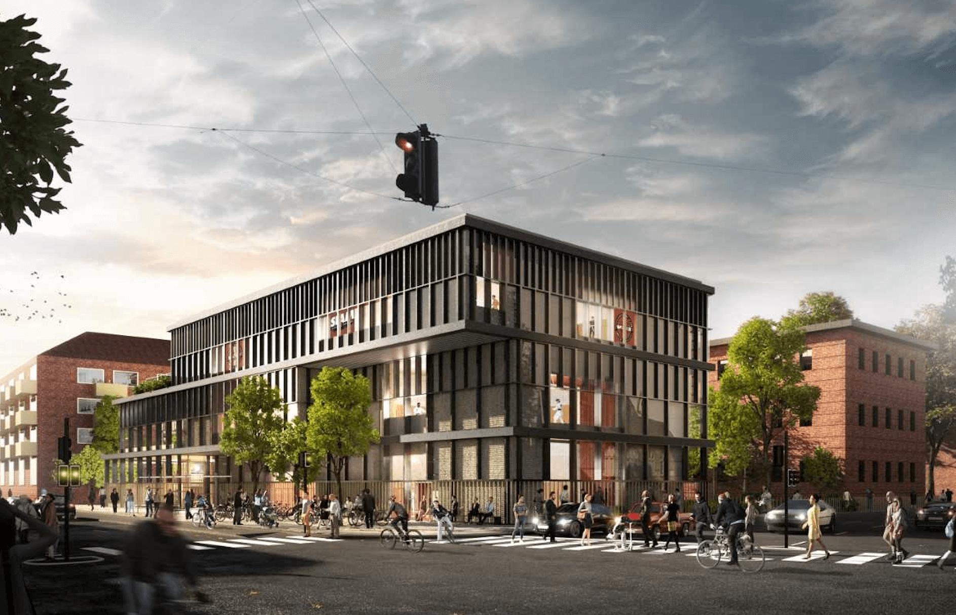 arkitektfirma københavn