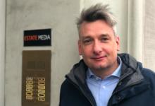 Lars Bernt bliver ny adm. direktør i Estate Media