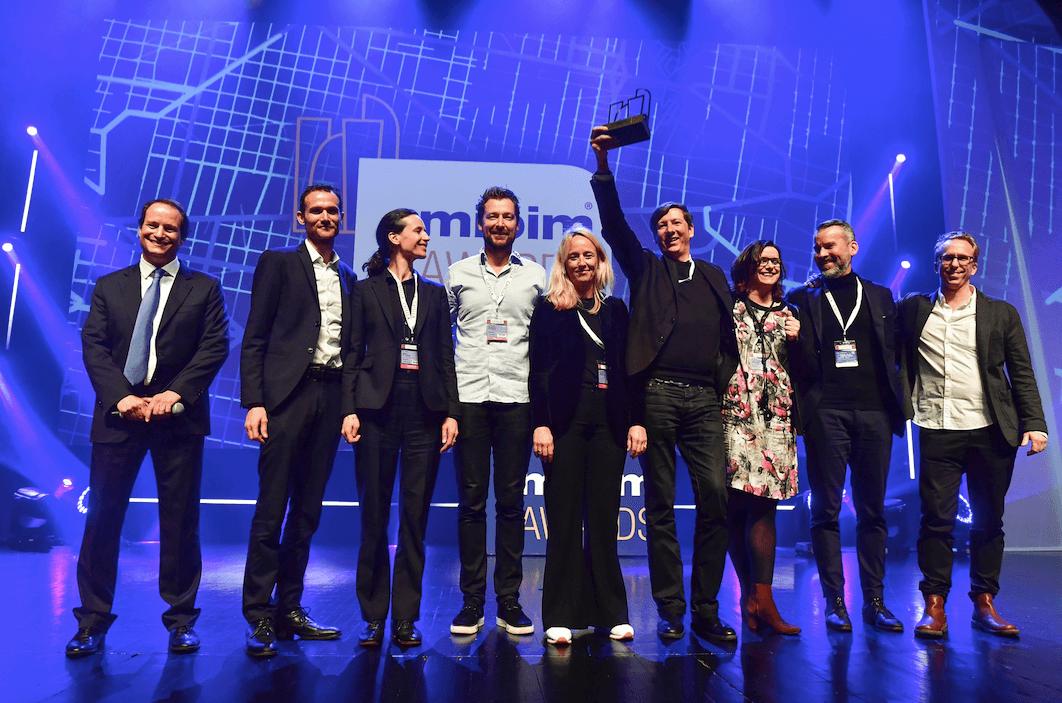 C.F. Møller vinder Mipim Award 2018.
