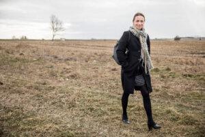 Rikke Sønder Larsen, grundlægger af EcoVillage