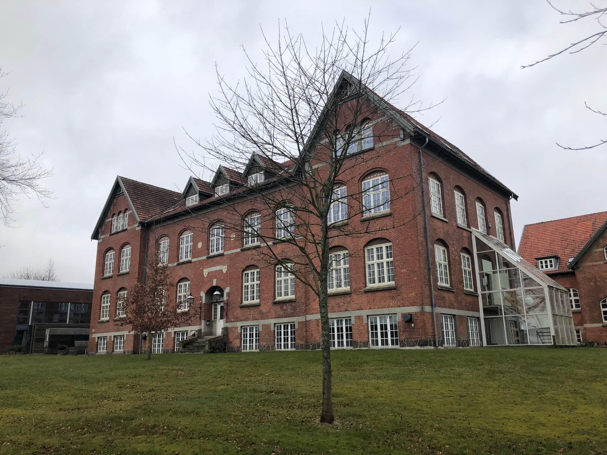 Estate Media – Privatskole i Odense skal laves om til 1.600