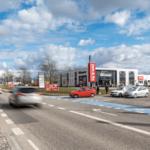 Et af Blue Capitals udbudte projekter, der netop er blevet fuldtegnet er K/S Fredericia på Vejlevej med blandt andet Jem & Fix.