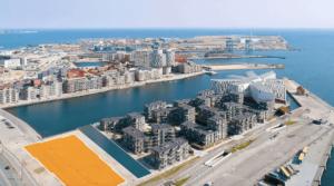 PwC bygger nyt domicil på Marmormolen i Nordhavn.