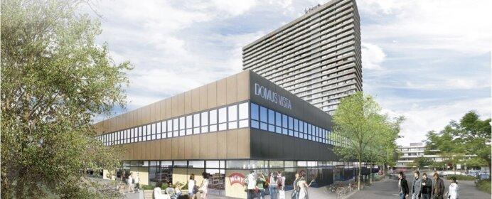 Ungdomsboligprojektet Domus Vista på Frederiksberg