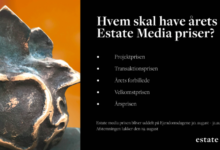 Estate Media Prisen 2018: Se de nominerede og stem på din kandidat