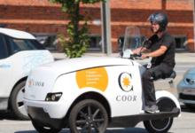 Coor får hovederne til at vende sig i København med opsigtsvækkende køretøjer
