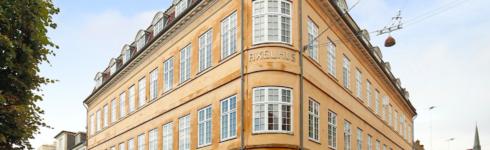Axelhus i Helsingør. Foto Home Erhverv Helsingør