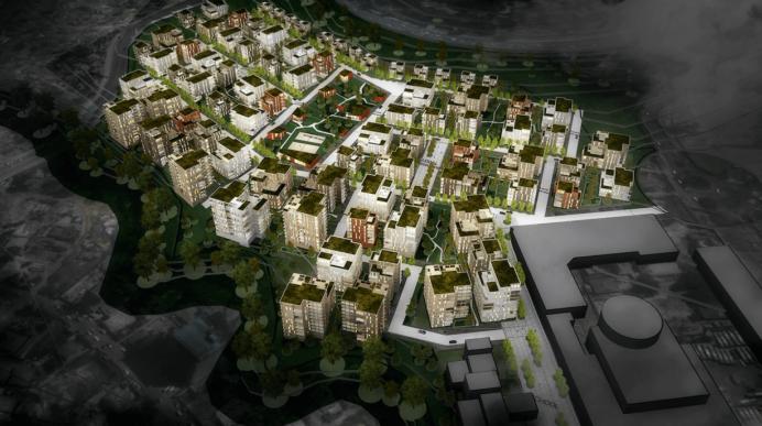 Juul Frost skal bygge i Addis Ababa.