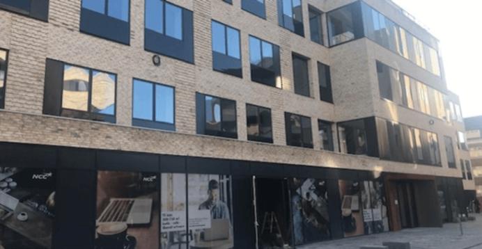 NCC Company House i Sydhavnen, Aarhus.