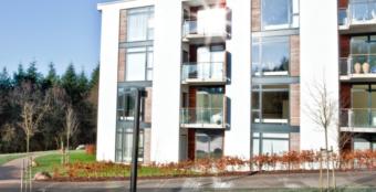 Rugårds Skovvej i Ry er en af de ejendomme, der ligger i TG Partners III.