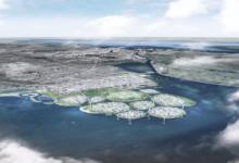 Hvidovre vil bygge nyt kæmpe erhvervsområde på ni nye øer