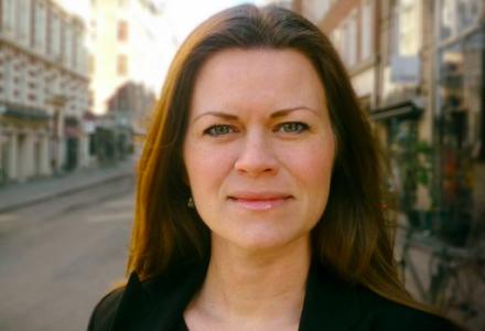 Camilla van Deurs.