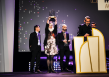 Mipim Awards. Lone Wiggers. Foto Thorbjørn Hansen, Kontraframe.