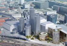 DSB's første projekt som ejendomsudvikler bliver 25.000 kvm i København