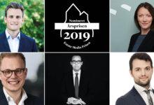 Estate Media Priserne: Fem kæmper om at blive årets unge talent – giv din stemme