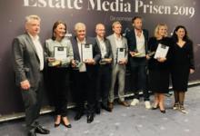 Her er vinderne af Estate Media Priserne 2019