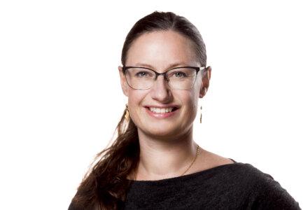 Teknik- og miljøborgmester Ninna Hedeager Olsen, Enhedslisten, Københavns Kommune. Illustration: Københavns Kommune