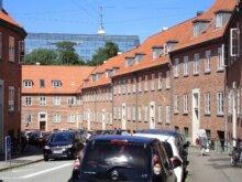 Christen Købkes Gade i Aarhus. Foto: Wikipedia