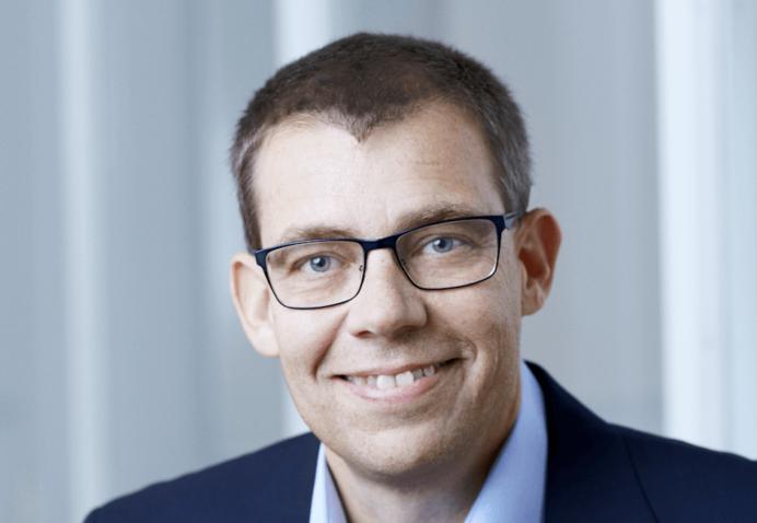 Kommunikationschef Jan Nordmann, EDC. Foto: EDC