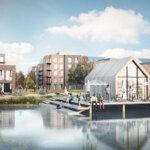 AKF Koncernen planlægger at opføre et nyt boligområde på mere end 470 boliger. Boligkvarteret er en del af Brøndby Kommunes udviklingsplan for Kirkebjerg