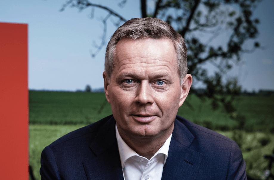 Peter Johansen. Foto: Claus Bjørn Larsen