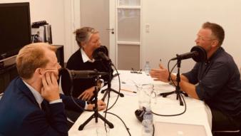Podcast. Karen Mosbech - Thomas Fokdal - Rasmus Juul-Nyholm.