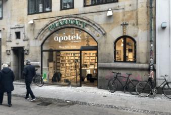 Apotek på Strøget. Foto: CBRE.
