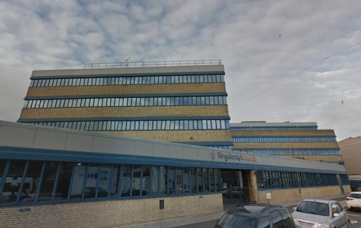 Titan Hus på Titangade 9-13 i 2200 København N. Foto: Google Maps