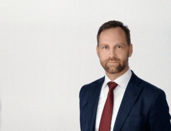 Managing Partner Tom Kári Kristjánsson, Plesner. Foto: Plesner