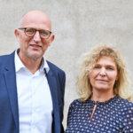 Mikkel Søby og Annette Munkholm. Foto: Home Erhverv