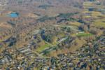 Det tidligere militærområde på 300.000 kvm, som skal konverteres til boligområde