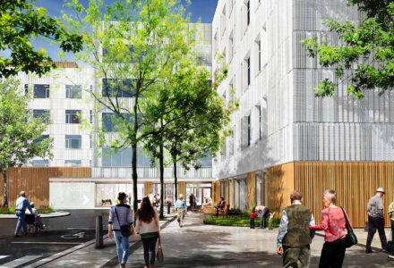 Nyt Neurorehabiliteringshus på Rigshospitalet Glostrup