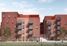 PKA's første Gellerup-boliger ud af 25.000 kvm bliver revet væk