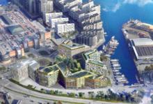 Skanska udlejer 9.250 kvm på Havneholmen