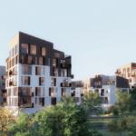 Calums projekt med 21.000 kvm boliger på den tidligere hospitalsgrund i Hørsholm
